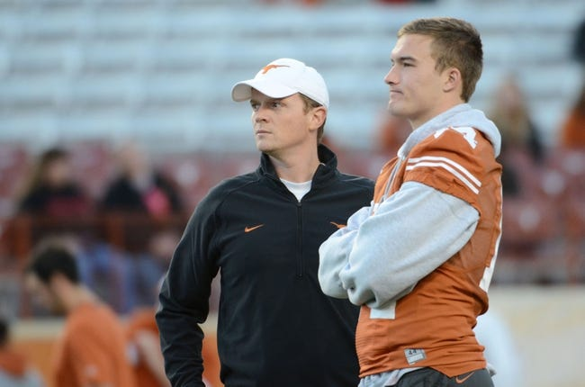 College Football Preview: The 2014 Texas Longhorns
