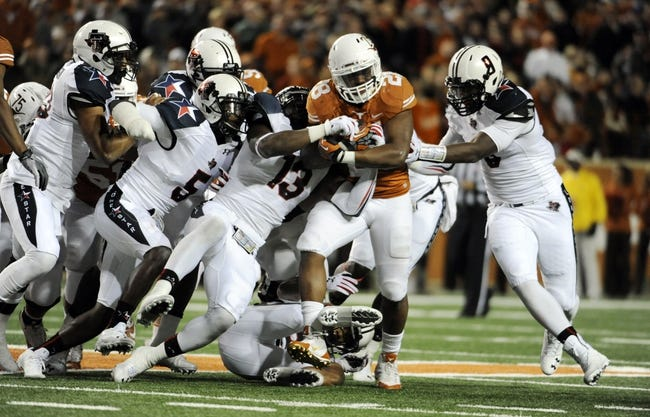 Texas Tech vs. Texas - 11/1/14 College Football Pick, Odds, and Prediction