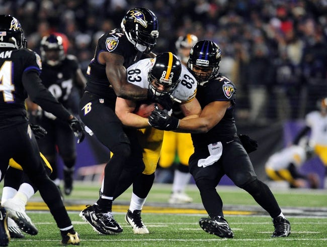NFL | Pittsburgh Steelers (1-0) at Baltimore Ravens (0-1)