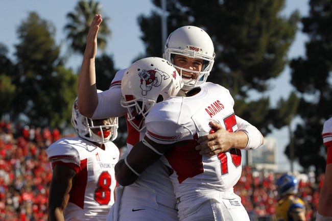 Fresno State Bulldogs vs. Southern Cal Trojans Pick-Odds-Prediction - 8/30/14