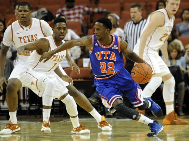 Georgia Southern Eagles vs. Texas-Arlington Mavericks - 3/5/15 College Basketball Pick, Odds, and Prediction