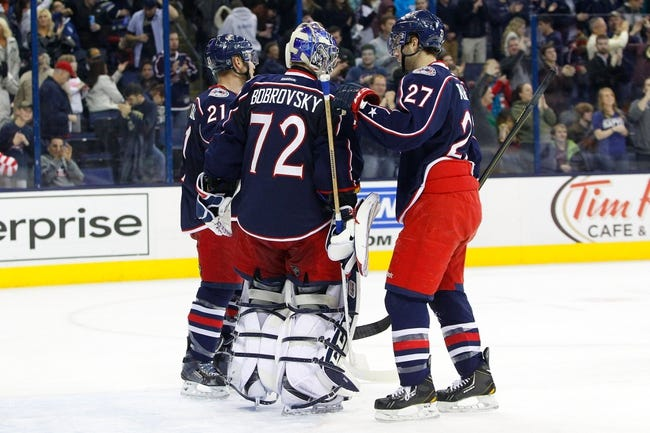NHL | Edmonton Oilers (18-39-11) at Columbus Blue Jackets (29-34-4)