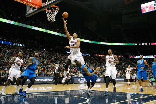 Mavericks vs. Hawks - 12/22/14 NBA Pick, Odds, and Prediction