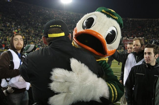 College Football Preview: The 2014 Oregon Ducks