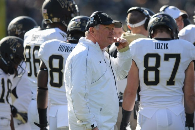 College Football Preview: The 2014 Wake Forest Demon Deacons