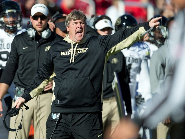 College Football Preview: The 2014 Colorado Buffaloes