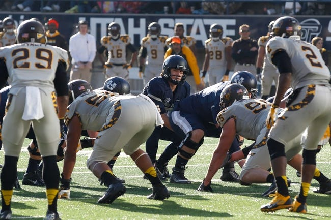 Utah State at Wyoming - 11/7/14 College Football Pick, Odds, and Prediction