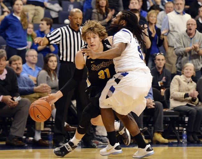 Wichita State Shockers vs. Saint Louis Billikens - 12/6/14 College Basketball Pick, Odds, and Prediction