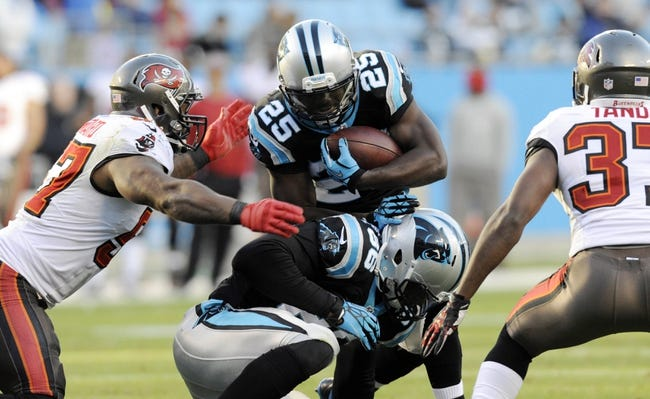 Tampa Bay Buccaneers vs. Carolina Panthers - 9/7/14 NFL Pick and Odds