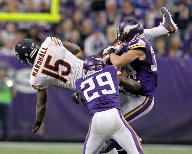 Bears vs. Vikings - 11/16/14 NFL Pick, Odds, and Prediction
