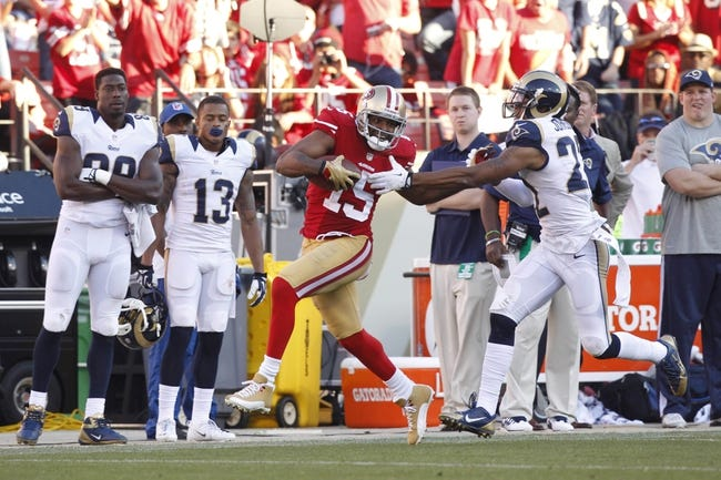NFL | San Francisco 49ers (3-2) at St. Louis Rams (1-3)
