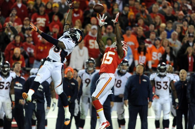Denver Broncos vs. Kansas City Chiefs - 9/14/14 NFL Pick and Odds