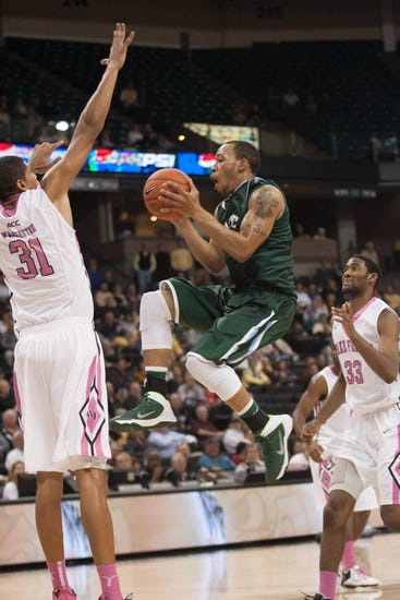 Tulane Green Wave vs. Wake Forest Demon Deacons - 11/17/14 College Basketball Pick, Odds, and Prediction