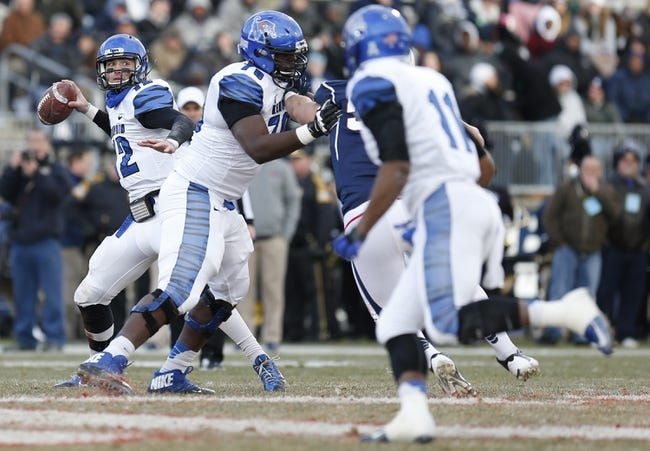 College Football Preview: The 2014 Memphis Tigers