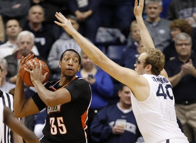 Bowling Green Falcons vs. Ohio Bobcats - 1/10/15 College Basketball Pick, Odds, and Prediction