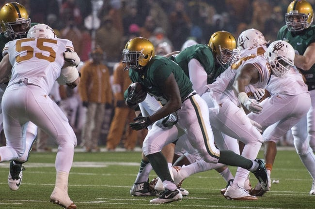 Texas Longhorns vs. Baylor Bears CFB Pick, Odds, Prediction - 10/4/14