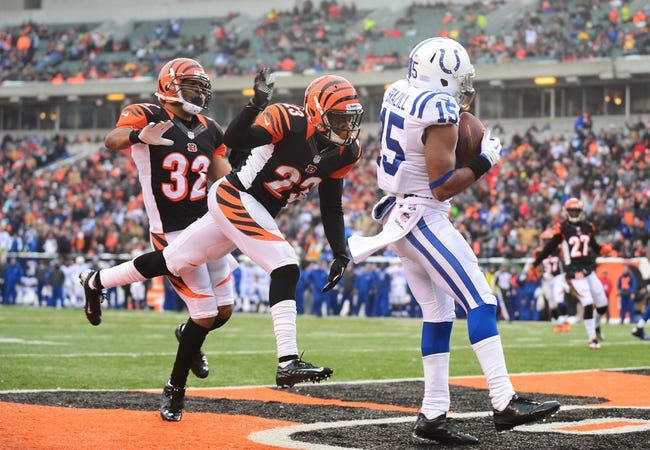 Cincinnati Bengals vs. Indianapolis Colts Pick-Odds-Prediction - 8/28/14