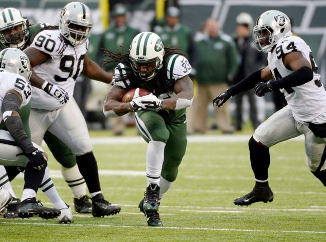 New York Jets vs. Oakland Raiders Free Pick, Odds, Prediction 9/7/14