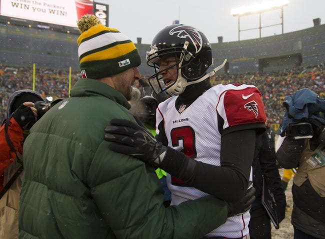Packers vs. Falcons - 12/8/14 NFL Pick, Odds, and Prediction