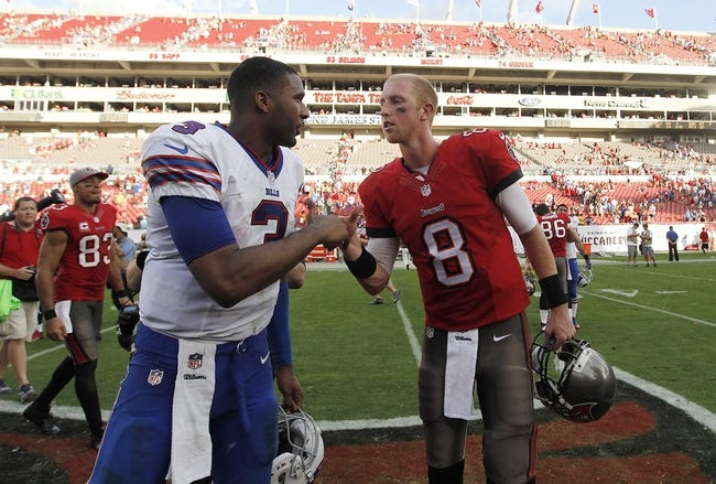 Tampa Bay Buccaneers at Buffalo Bills - 8/23/14 Pick and Odds