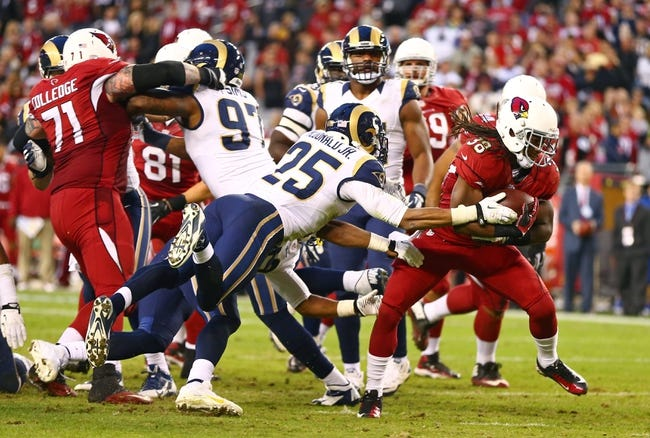 Cardinals vs. Rams - 11/9/14 NFL Pick, Odds, and Prediction