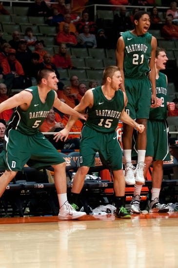 Dartmouth Big Green vs. Princeton Tigers - 2/20/15 College Basketball Pick, Odds, and Prediction