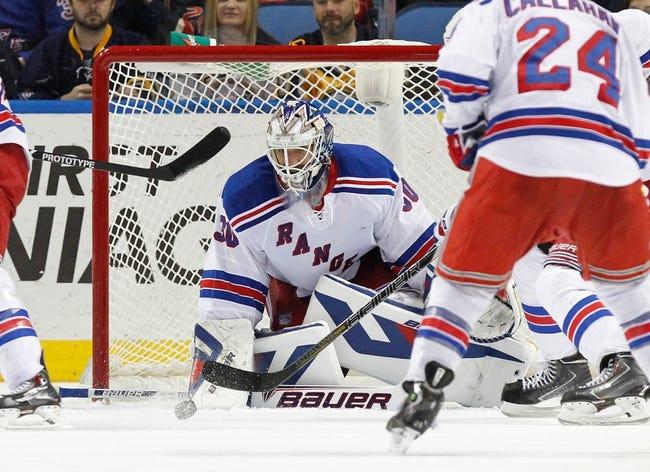 New York Rangers vs. Buffalo Sabres Pick-Odds-Prediction - 4/10/14