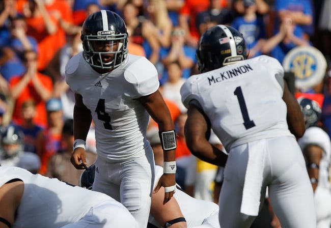 South Alabama Jaguars vs. Ga Southern Eagles Pick-Odds-Prediction - 9/20/14