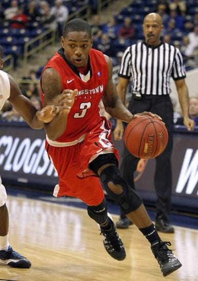 Youngstown State Penguins vs. Kent State Golden Flashes - 11/15/14 College Basketball Pick, Odds, and Prediction