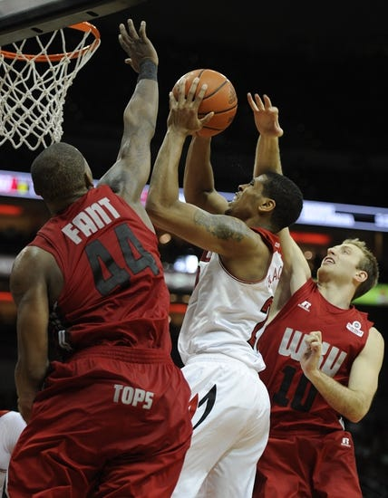 Western Kentucky vs. Louisville  - 12/20/14 College Basketball Pick, Odds, and Prediction