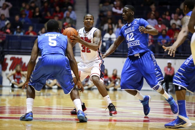 Middle Tennessee vs. Florida Atlantic - 1/10/15 College Basketball Pick, Odds, and Prediction