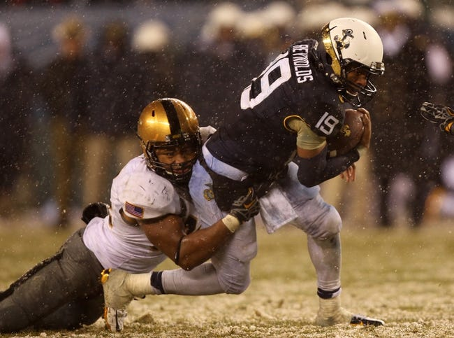 Navy Midshipmen vs. Army Black Knights - 12/12/15 College Football Pick, Odds, and Prediction