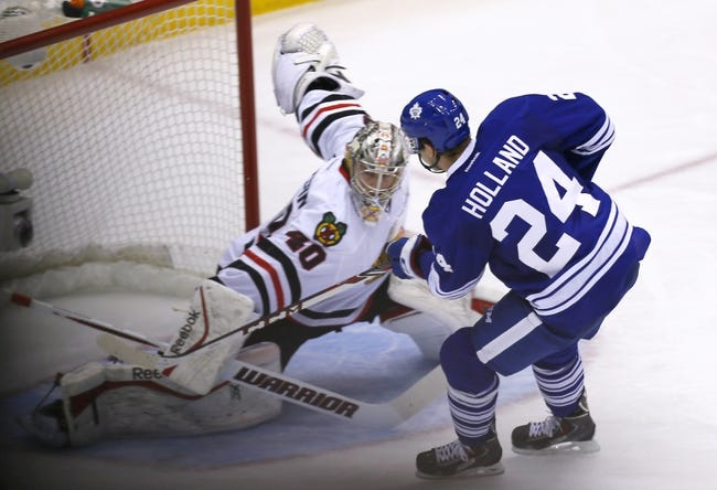 Toronto Maple Leafs vs. Chicago Blackhawks - 11/1/14 NHL Pick, Odds, and Prediction