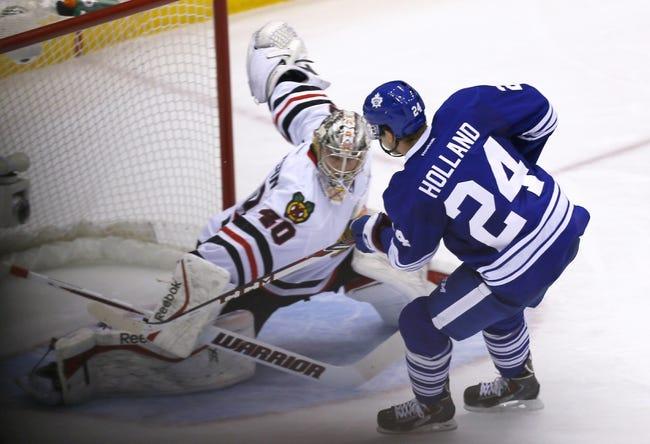 NHL | Chicago Blackhawks (6-3-1) at Toronto Maple Leafs (4-4-1)