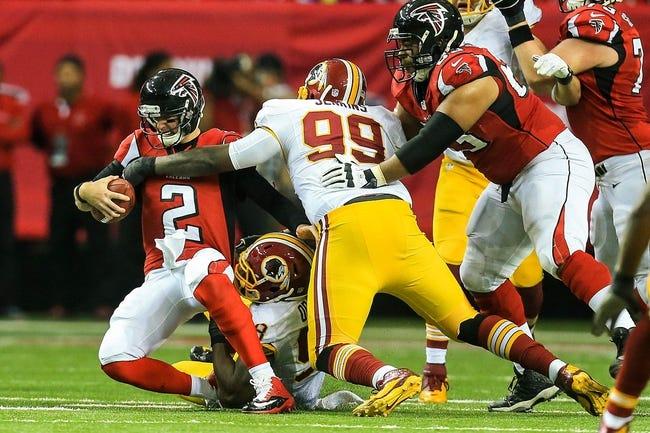 NFL | Washington Redskins (2-2) at Atlanta Falcons (4-0)