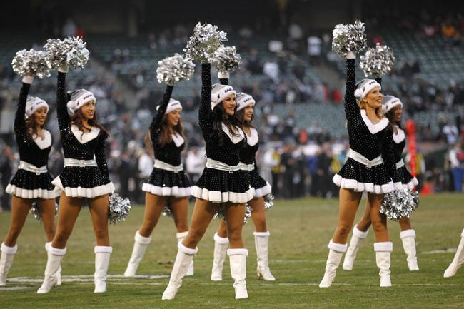 Raiders vs. Chiefs - 11/20/14 NFL Pick, Odds, and Prediction