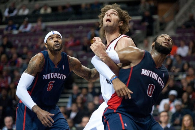 Pistons vs. Trail Blazers - 12/9/14 NBA Pick, Odds, and Prediction