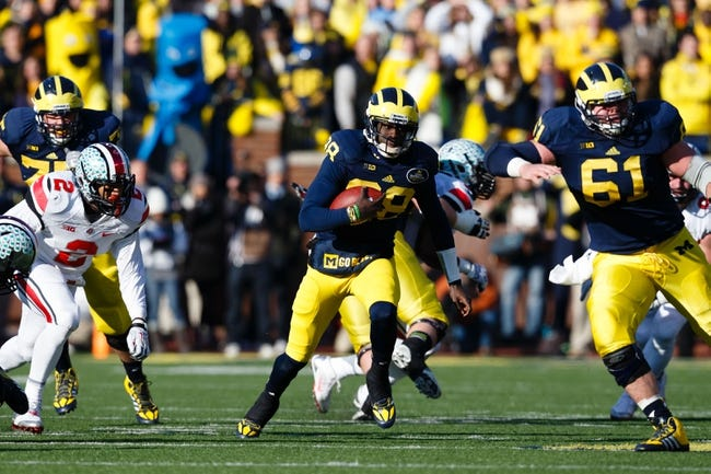 College Football Preview: The 2014 Michigan Wolverines