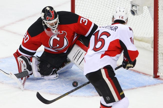 Ottawa Senators vs. New Jersey Devils Pick-Odds-Prediction - 4/10/14