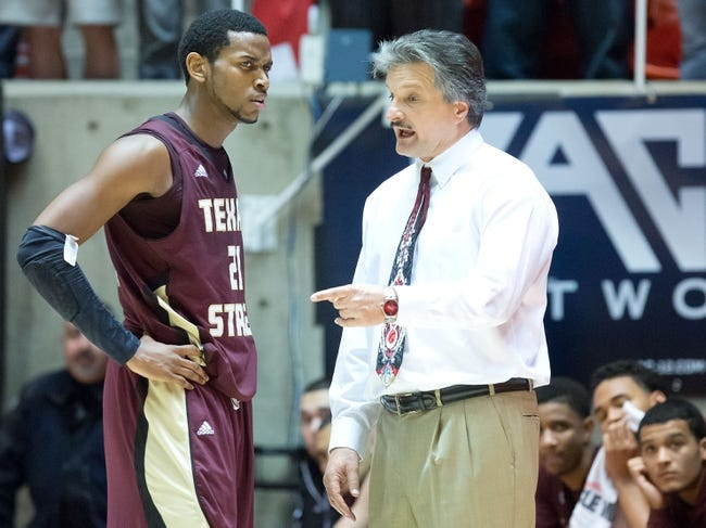 Texas State vs. Texas-Arlington - 2/12/15 College Basketball Pick, Odds, and Prediction