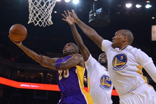 Warriors vs. Lakers - 10/12/14 NBA Preseason Pick, Odds, Prediction