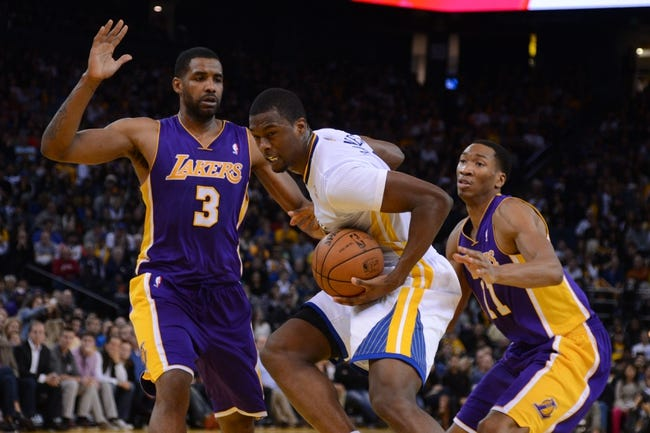 Golden State Warriors vs. Los Angeles Lakers - 10/9/14 NBA Preseason Pick, Odds, Prediction