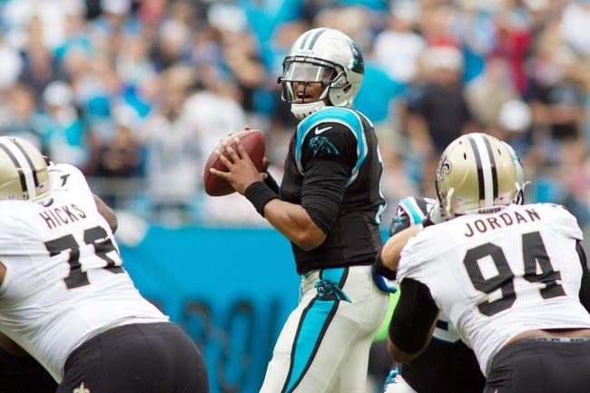 Fantasy Football 2014: Saints at Panthers 10/30/14 Week 9 Preview