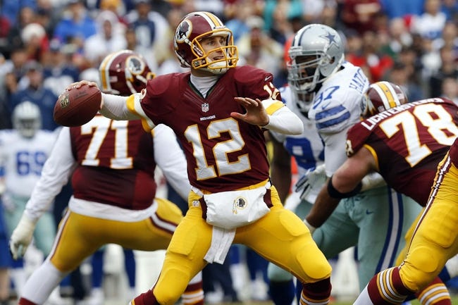 Redskins vs. Cowboys - 12/7/15 NFL Pick, Odds, and Prediction