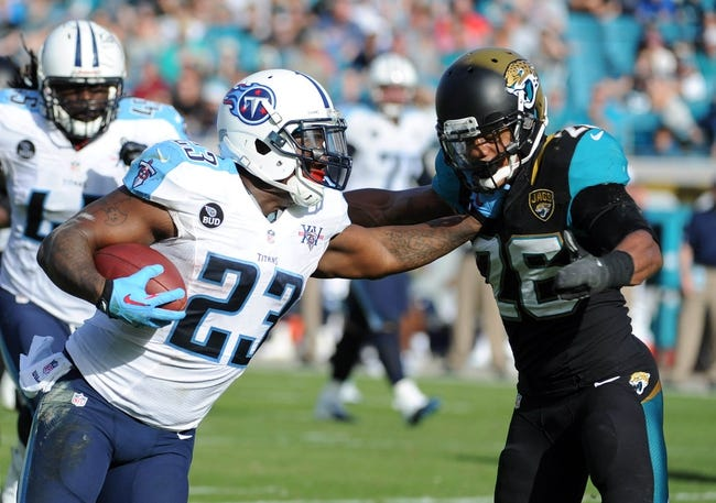 Jacksonville Jaguars at Tennessee Titans - 10/12/14 NFL Pick, Odds, Prediction