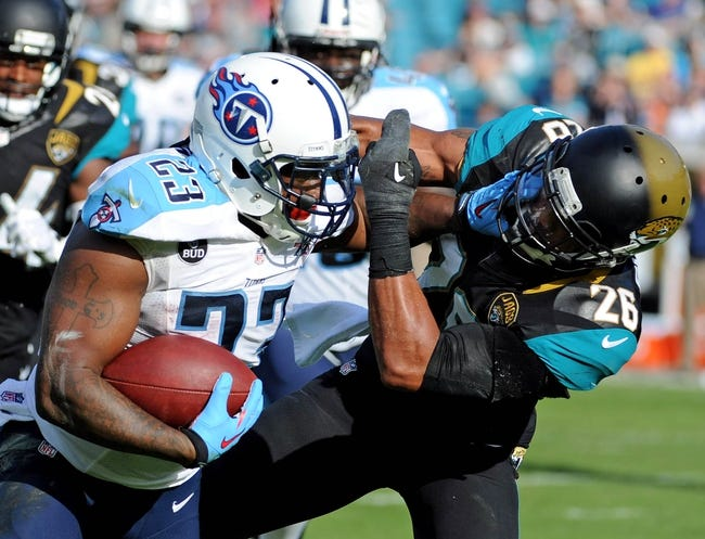 NFL Pick 10/12/14 Tennessee Titans vs. Jacksonville Jaguars Pick, Odds, and Prediction