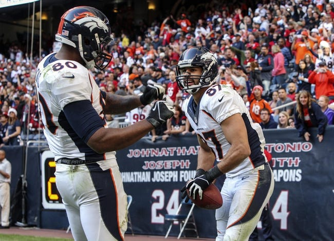 NFL Preseason Week 3 Pick Denver Broncos vs. Houston Texans - 8/23/14