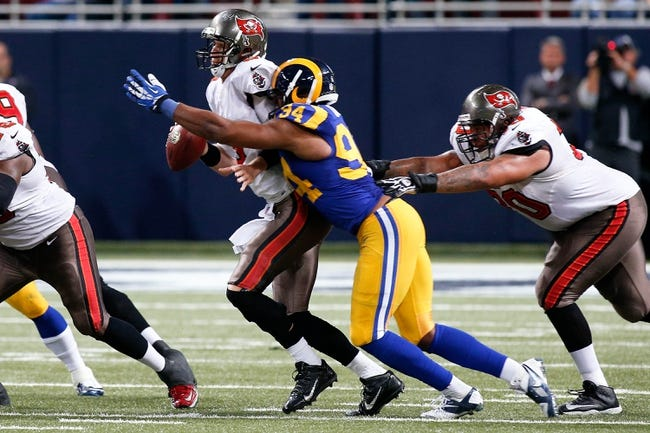 Tampa Bay Buccaneers vs. St. Louis Rams - 9/14/14 NFL Pick and Odds