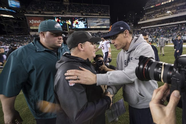 Philadelphia Eagles at Chicago Bears NFL Pick, Odds, Prediction - 8/8/14