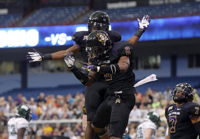 South Florida Bulls vs. East Carolina Pirates Pick-Odds-Prediction - 10/11/14